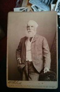 Great, great, great grandad